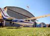 Cessna 182P Skylane, PT-JUY. (04/08/2012) Foto: Ricardo Frutuoso.