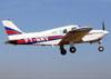Piper/Neiva EMB-711C Corisco, PT-NMV. (04/08/2012) Foto: Ricardo Frutuoso.