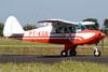 Piper PA-22-160 Tri-Pacer, PT-KGS. (10/08/2013) Foto: Ricardo Frutuoso.