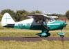Piper PA-22-135 Tri-Pacer, PP-JDZ. (10/08/2013) Foto: Ricardo Frutuoso.