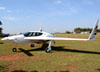 FABE Bumerangue EX-27 Cross Country, PR-ZRB, da FABE. (10/08/2013) Foto: Ricardo Frutuoso.