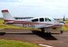 Beechcraft F33A Bonanza, PT-LUU. (10/08/2013) Foto: Ricardo Frutuoso.