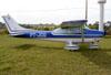 Cessna 182P Skylane, PT-JCG. (10/08/2013) Foto: Ricardo Frutuoso.