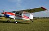 Cessna 140, PT-ZRJ. (10/08/2013) Foto: Ricardo Frutuoso.