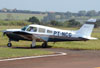 Piper/Neiva EMB-711C Corisco, PT-NCG. (10/08/2013) Foto: Ricardo Frutuoso.