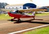 Aero Boero AB-180RVR, PP-HSY, do Aeroclube de Tatuí. (10/08/2013) Foto: Ricardo Rizzo Correia.