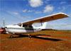 Cessna 210N Centurion II, PT-WCY, da Marfrig. (09/08/2014) Foto: Ricardo Rizzo Correia.