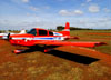 American Aviation AA-5 Traveler, PT-IIN. (09/08/2014) Foto: Ricardo Rizzo Correia.