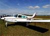 Piper/Neiva EMB-711C Corisco, PT-NNL. (09/08/2014) Foto: Ricardo Rizzo Correia.