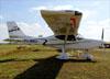 Inpaer Conquest 180 LSA, PU-MBU, da Inpaer. (09/08/2014) Foto: Ricardo Rizzo Correia.
