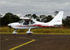 Stoddard-Hamilton/Flyer Glastar GS1, PU-PLK. (09/08/2014) Foto: Ricardo Rizzo Correia.