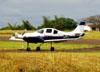 Lancair IV, PR-ZAW. (09/08/2014) Foto: Ricardo Rizzo Correia.