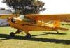 Piper J3, PP-ZIX. (15/08/2009) Foto: Ricardo Frutuoso.