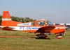 American Aviation AA-5 Traveler, PT-IIN. (15/08/2009) Foto: Ricardo Frutuoso.