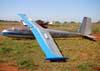 Let L-13 Blanik, PT-PZC, do Aeroclube de Tatuí. (15/08/2009) Foto: Ricardo Frutuoso.