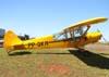 Piper PA-18-150, PP-GKA, do Aeroclube de Tatuí. (15/08/2009) Foto: Ricardo Frutuoso.
