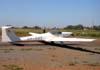 Aeromot AMT-100 Ximango, PP-RBE, do Aeroclube de Tatuí. (15/08/2009) Foto: Ricardo Frutuoso.