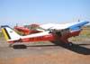 Aero Boero 180, PP-HSY, do Aerolcube de Tatuí. (15/08/2009) Foto: Ricardo Frutuoso.