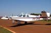 Beechcraft C35 Bonanza, PP-IPM. (15/08/2009) Foto: Ricardo Frutuoso.