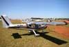 Ultravia/Flyer Pelican 500BR, PU-EEA, do Aeroclube de Assis. (15/08/2009) Foto: Ricardo Frutuoso.
