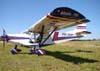"""Aero Bravo 700 """"Blue Arrow"""", PU-JAP. (15/08/2009) Foto: Ricardo Frutuoso."""