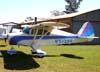 Piper PA-22BR, PT-ZPF. (15/08/2009) Foto: Ricardo Frutuoso.