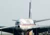 """Boeing 707-321C, PT-MTE, da Skymaster, no """"cemitério de aviões"""". (19/02/2007)"""