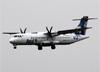 ATR 72-600 (ATR 72-212A), PR-TKJ, da Azul. (23/04/2014)