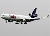 McDonnell Douglas MD-11F, N598FE, da FedEx. (23/04/2014)
