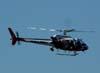Eurocopter/Helibrás AS-350BA Esquilo, PP-EOE, Águia 3, da Polícia Militar. (01/07/2007)